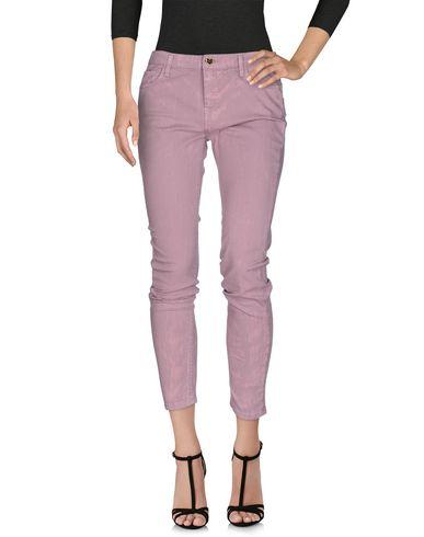 TWIN-SET JEANS Pantalon en jean femme