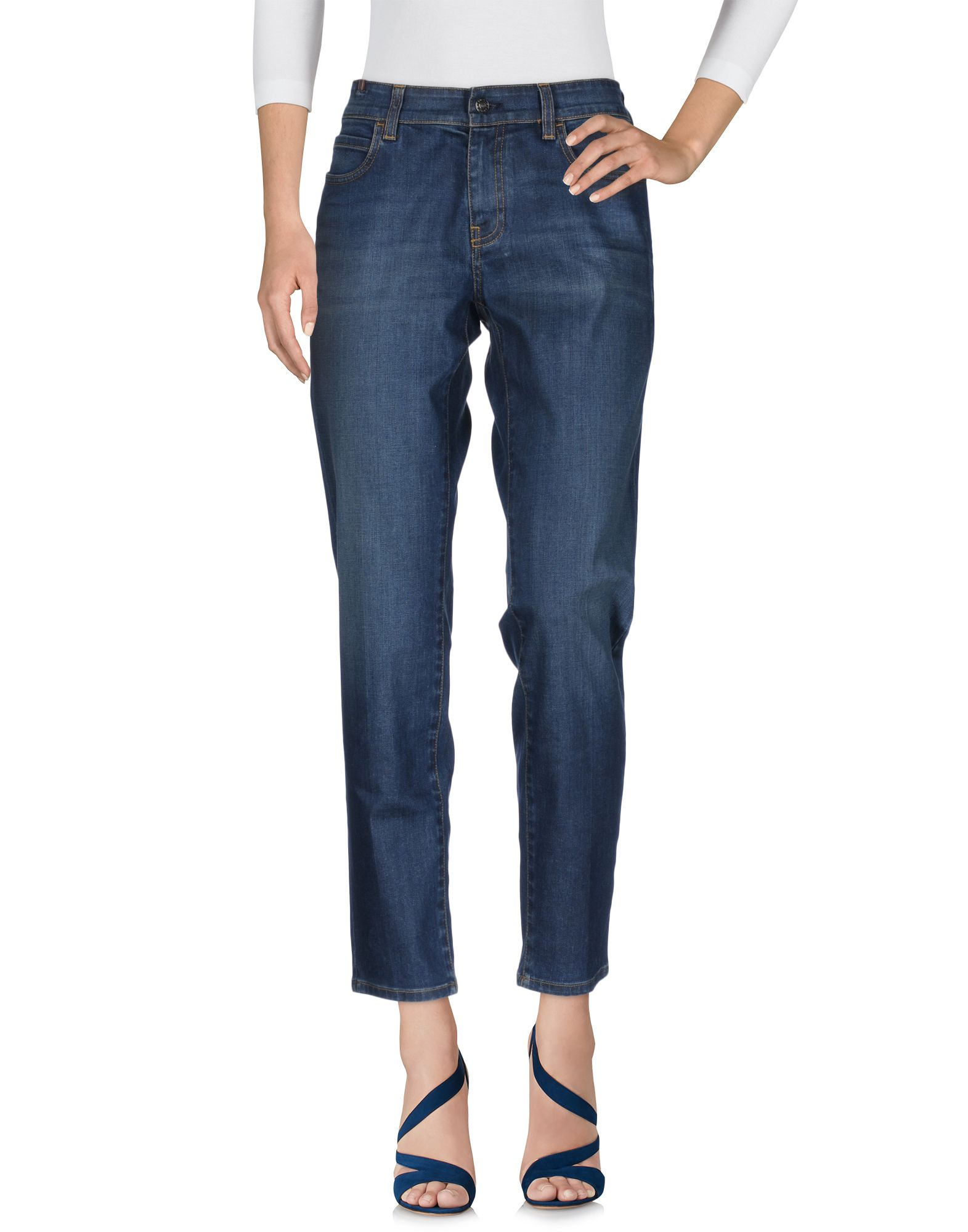 NOTIFY Damen Jeanshose Farbe Blau Größe 9 jetztbilligerkaufen