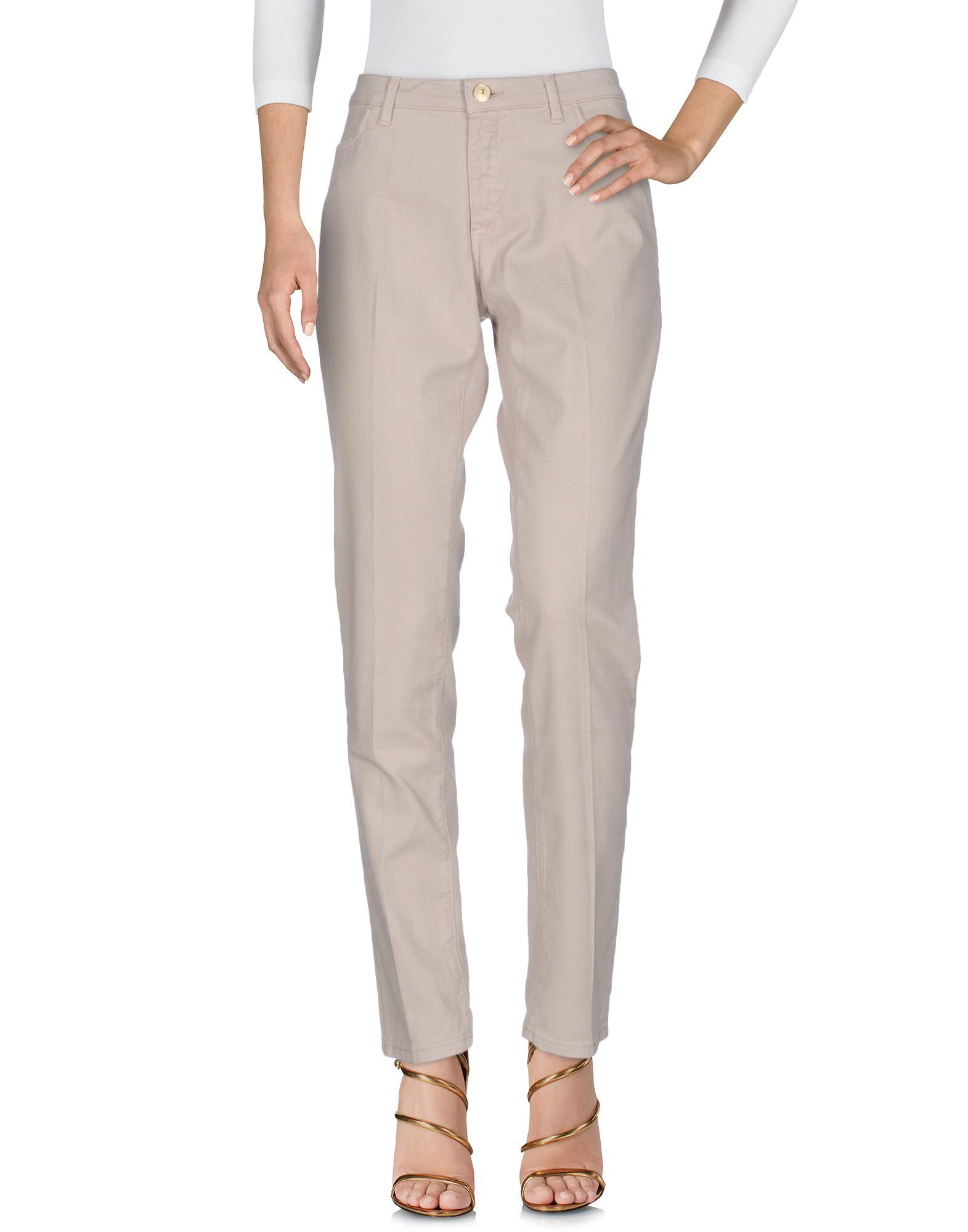 TRUSSARDI JEANS Damen Jeanshose Farbe Beige Größe 10 jetztbilligerkaufen