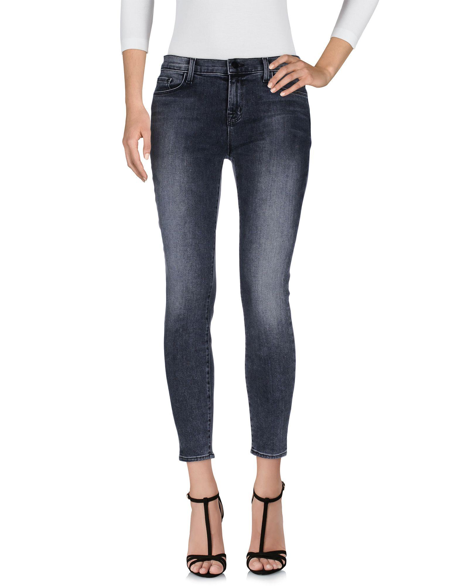 J BRAND Damen Jeanshose Farbe Blei Größe 9 jetztbilligerkaufen