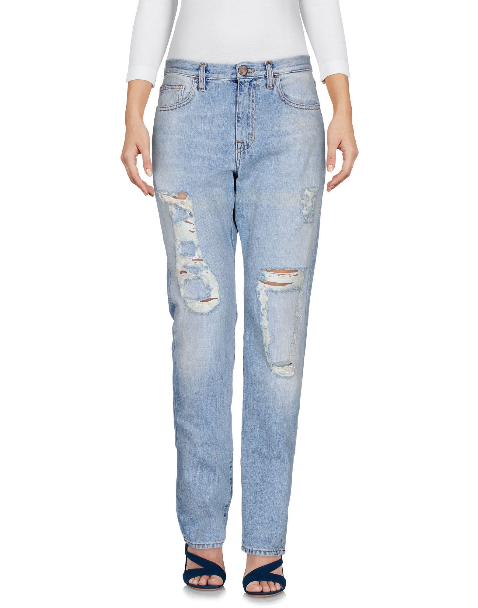 NINE:INTHE:MORNING Джинсовые брюки dismero джинсовые брюки