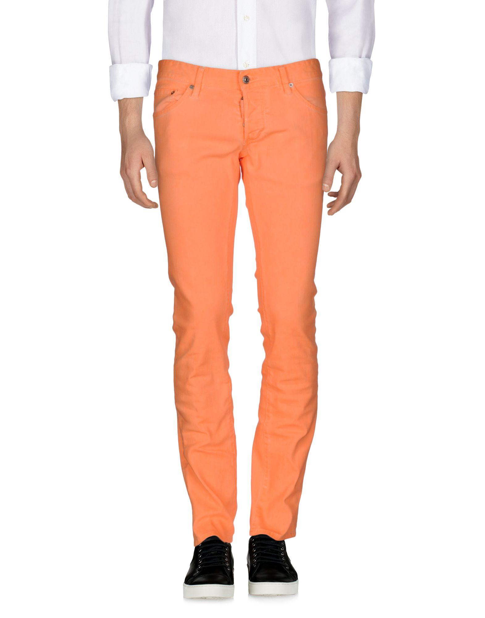 DSQUARED2 Herren Jeanshose Farbe Lachs Größe 3 jetztbilligerkaufen