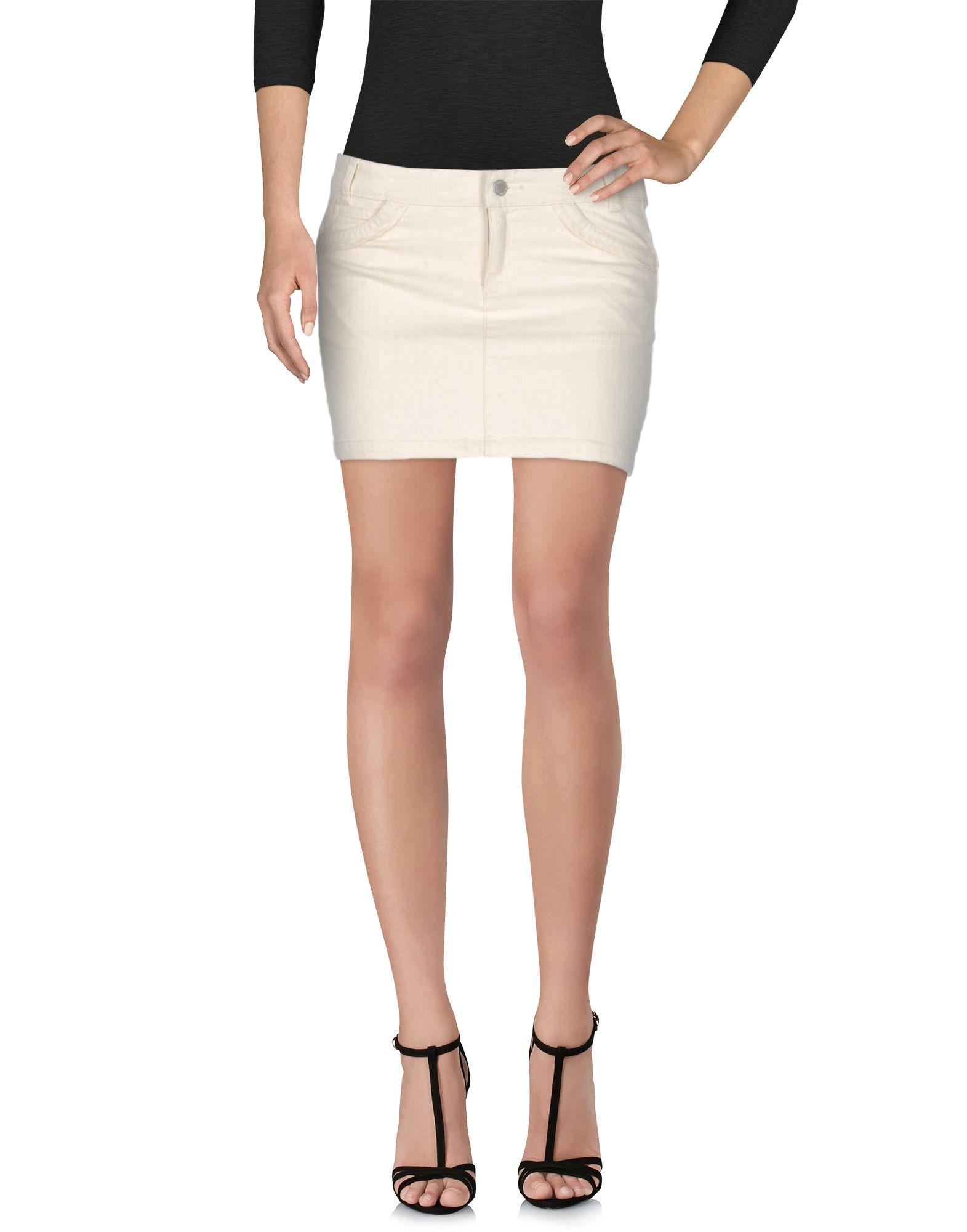 VANESSA BRUNO ATHE' Джинсовая юбка недорго, оригинальная цена