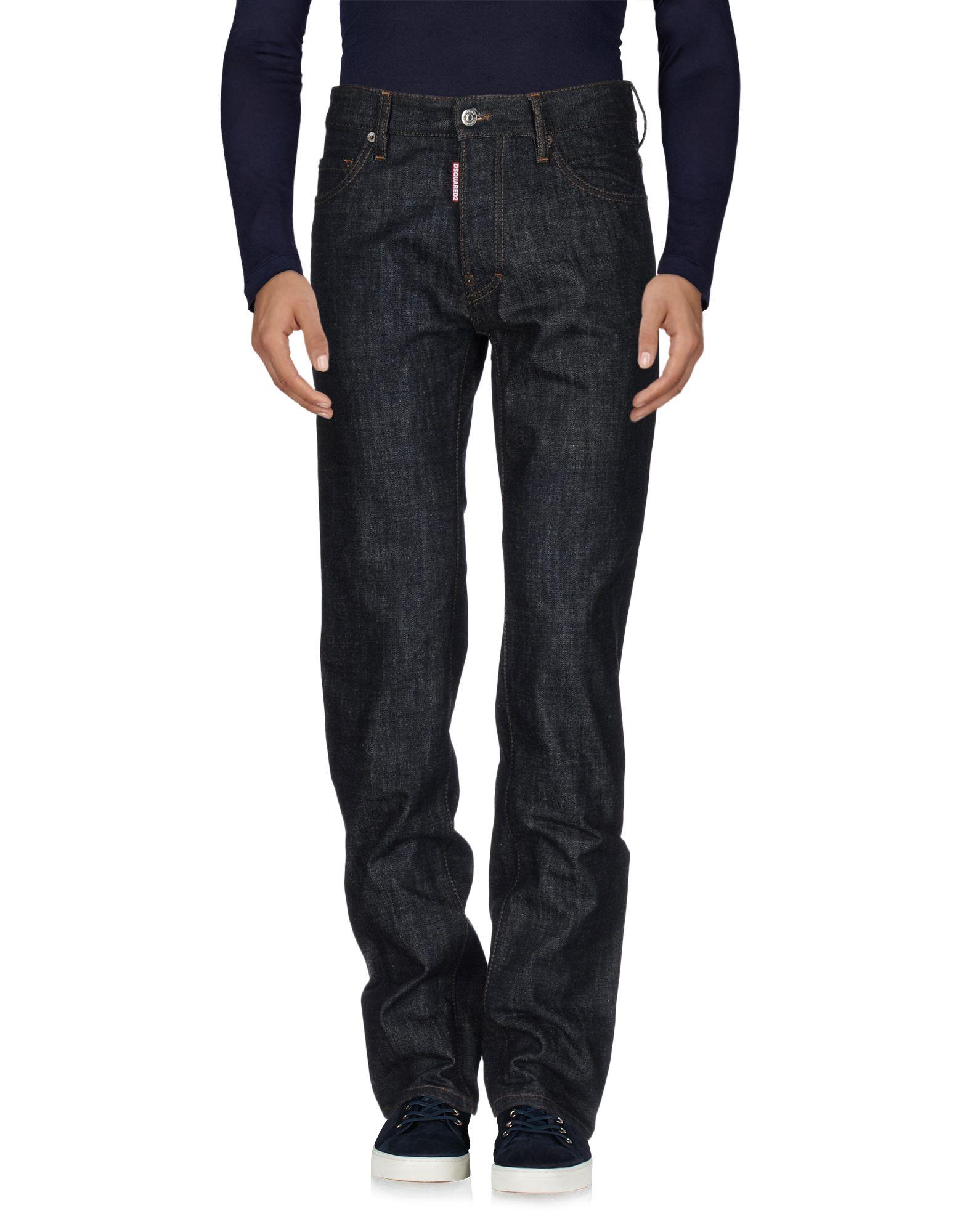 DSQUARED2 Herren Jeanshose Farbe Blau Größe 2