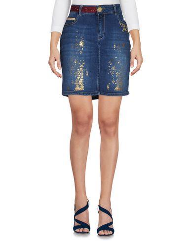 Джинсовая юбка DESIGUAL 42609223MQ