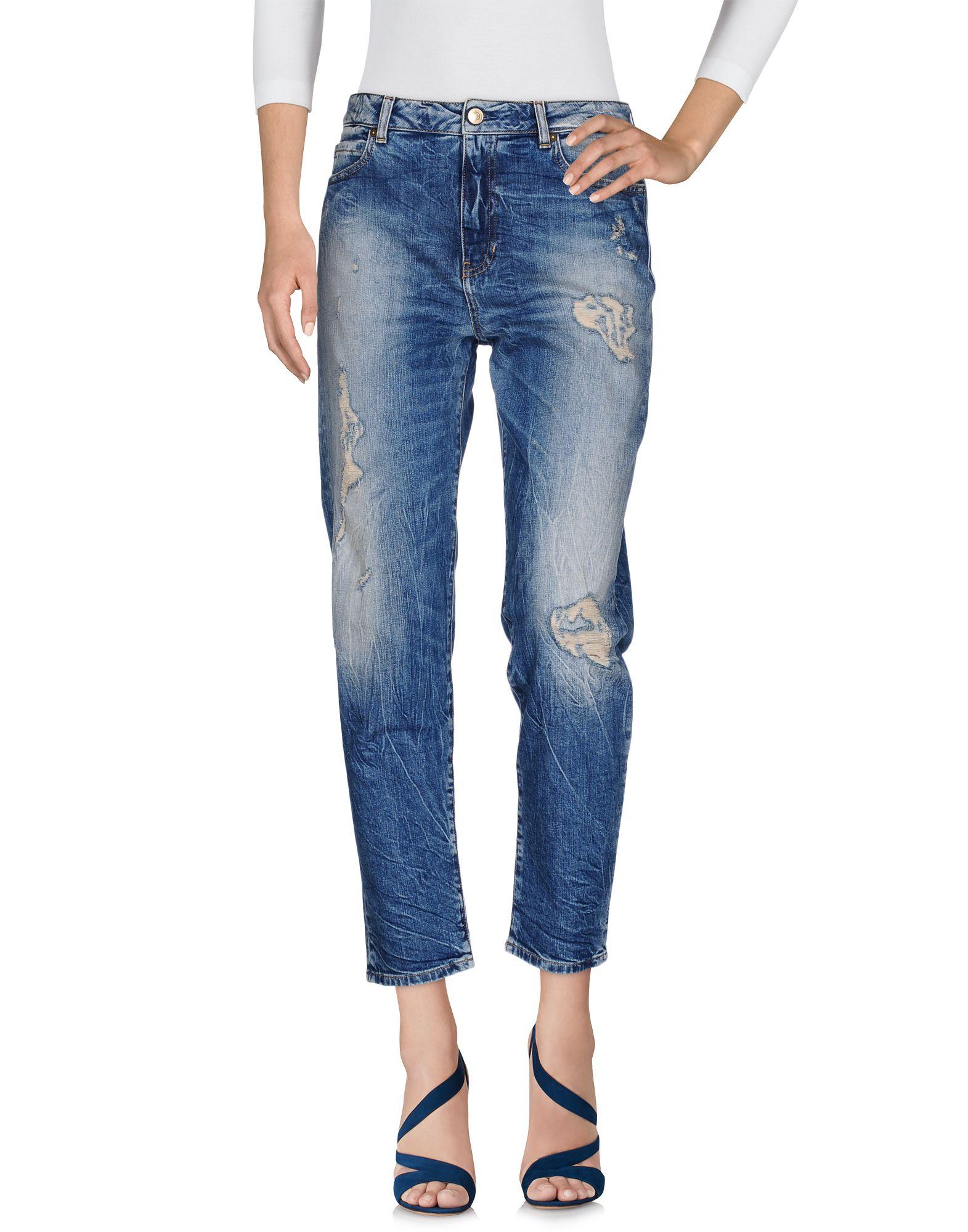GUESS Damen Jeanshose8 blau
