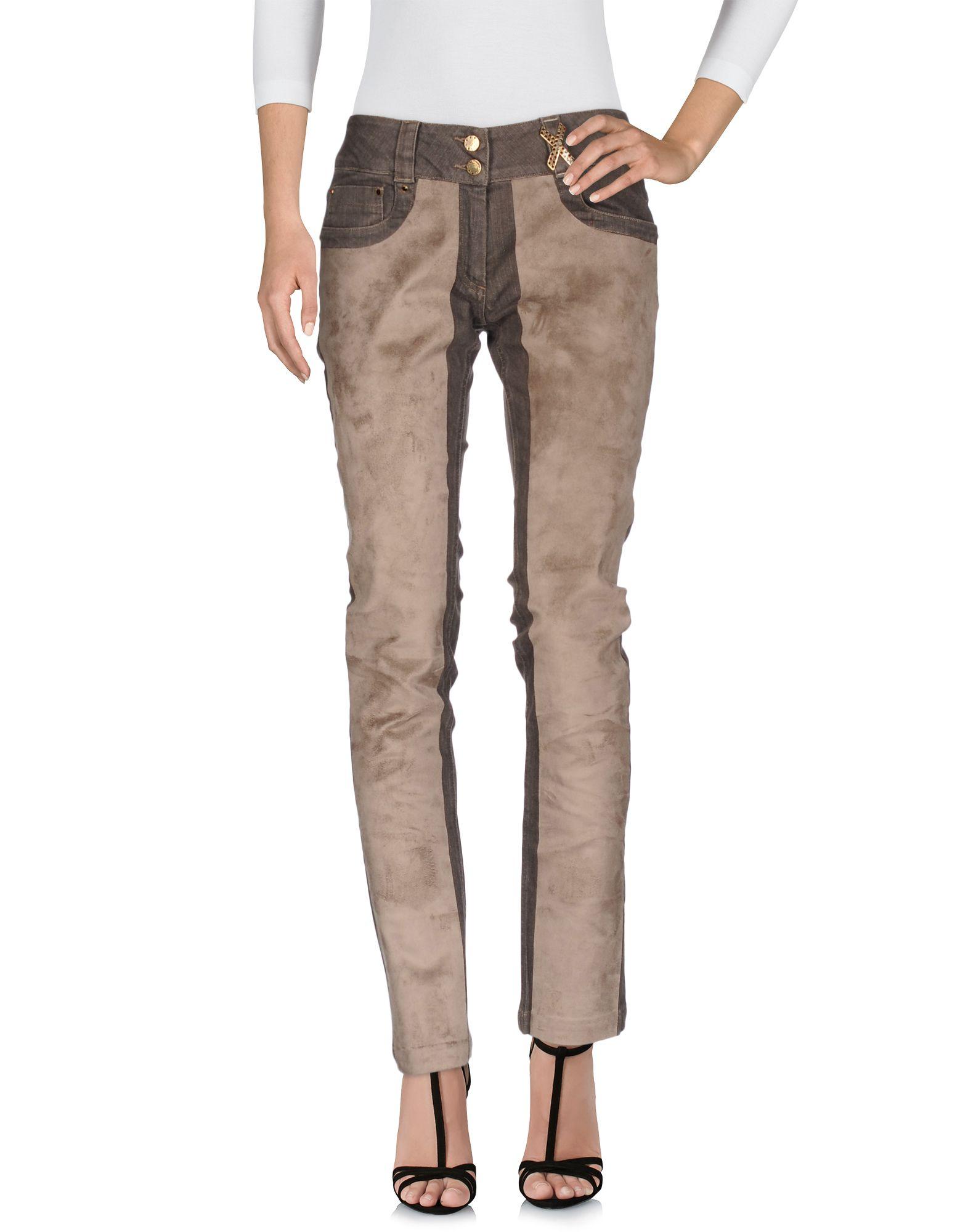 JEANS TATTOO Джинсовые брюки