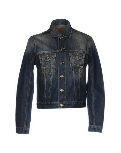 Blu uomo MELTIN POT Capospalla jeans uomo