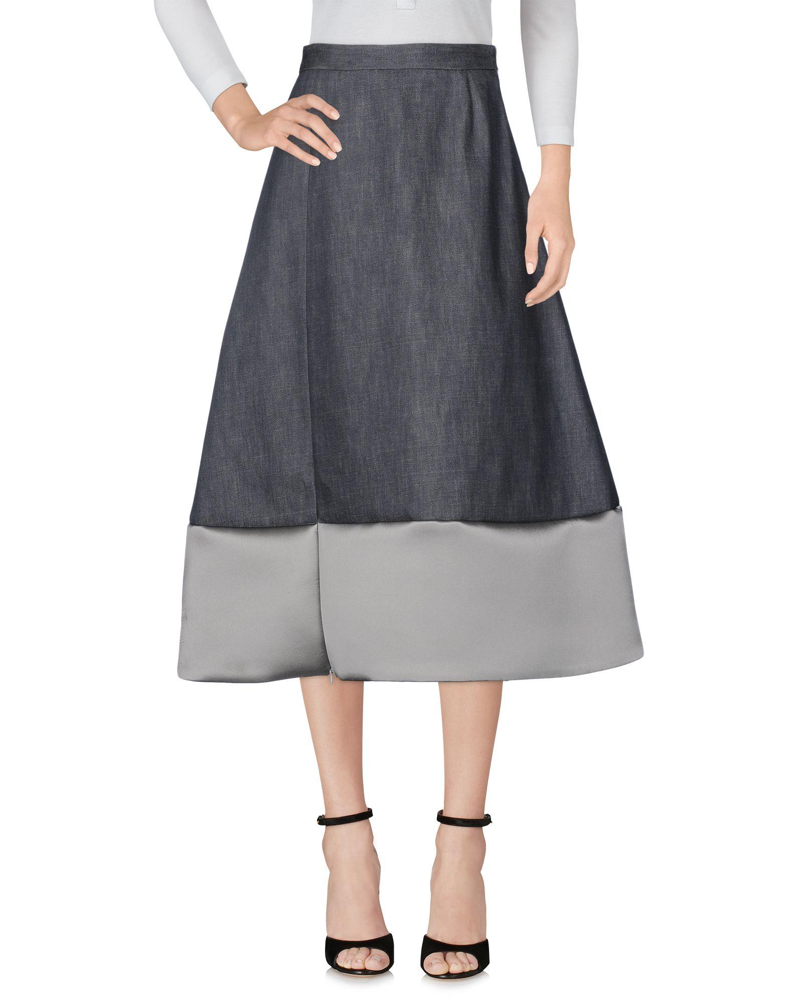 CHALAYAN Джинсовая юбка