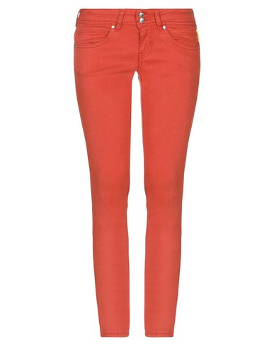 Купить Джинсовые брюки ржаво-коричневого цвета
