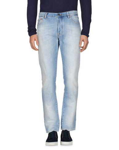 Джинсовые брюки VALENTINO 42609946MS