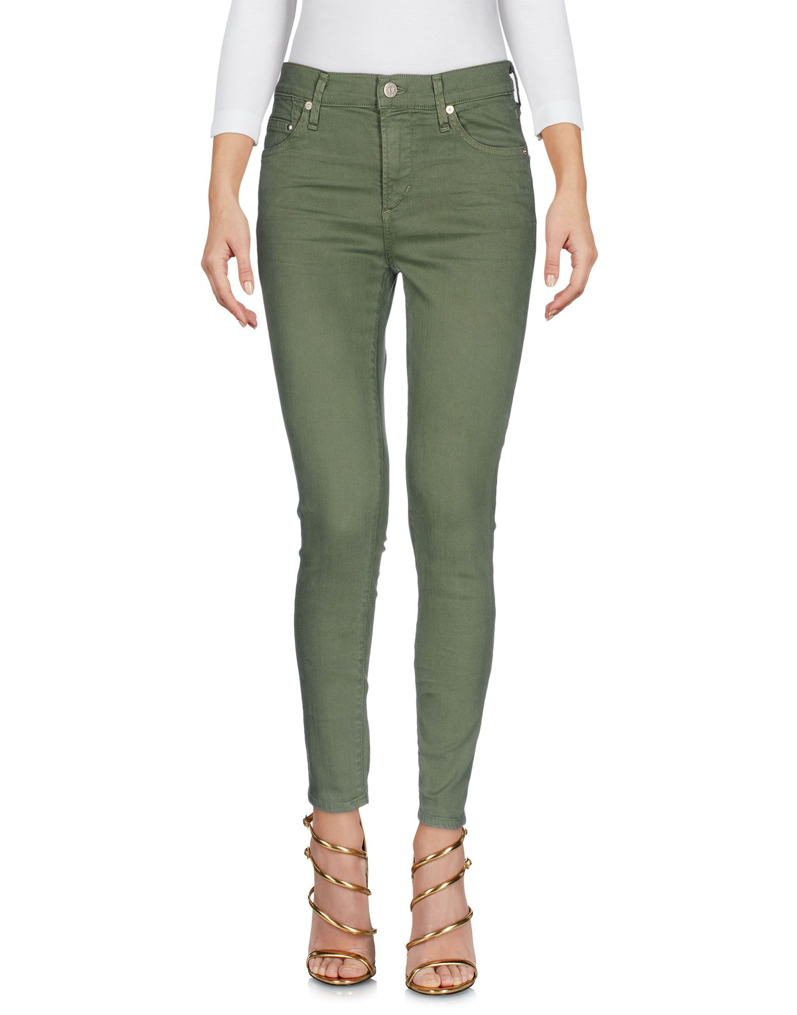 CITIZENS OF HUMANITY Джинсовые брюки dismero джинсовые брюки
