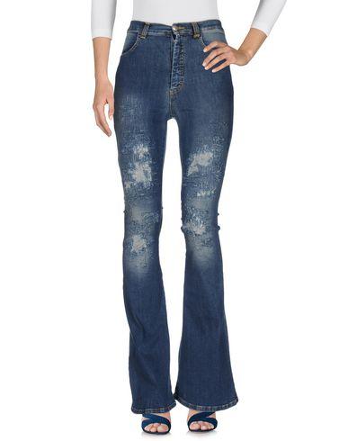 Джинсовые брюки DENNY ROSE 42610509KQ