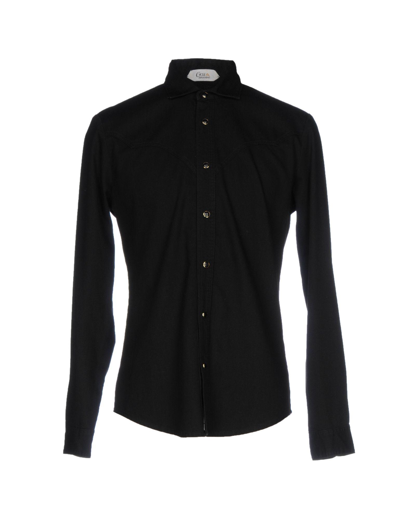 цены на CYCLE Джинсовая рубашка