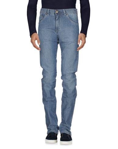 ALV ANDARE LONTANO VIAGGIANDO Pantalon en jean homme