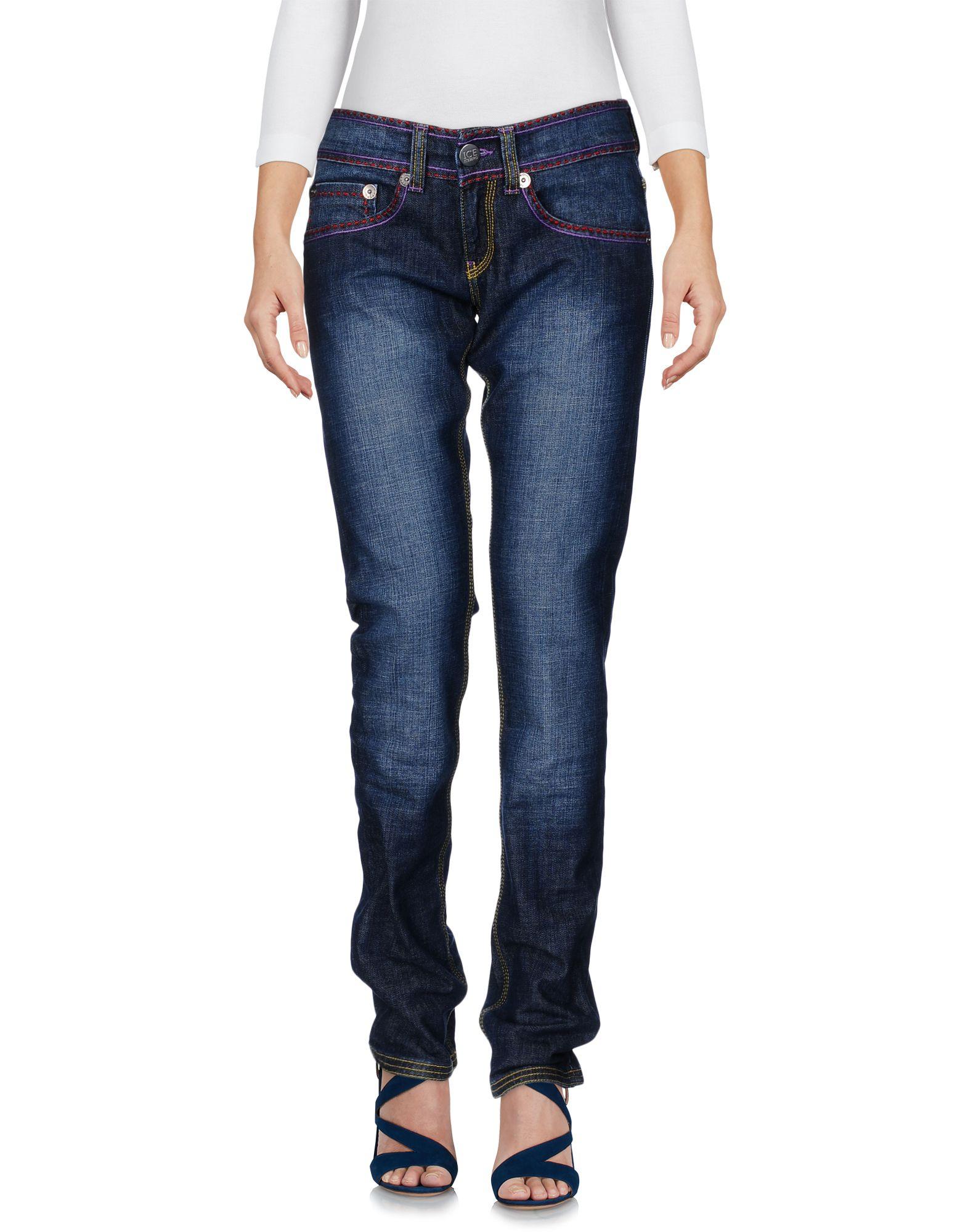 ICE ICEBERG Джинсовые брюки dismero джинсовые брюки