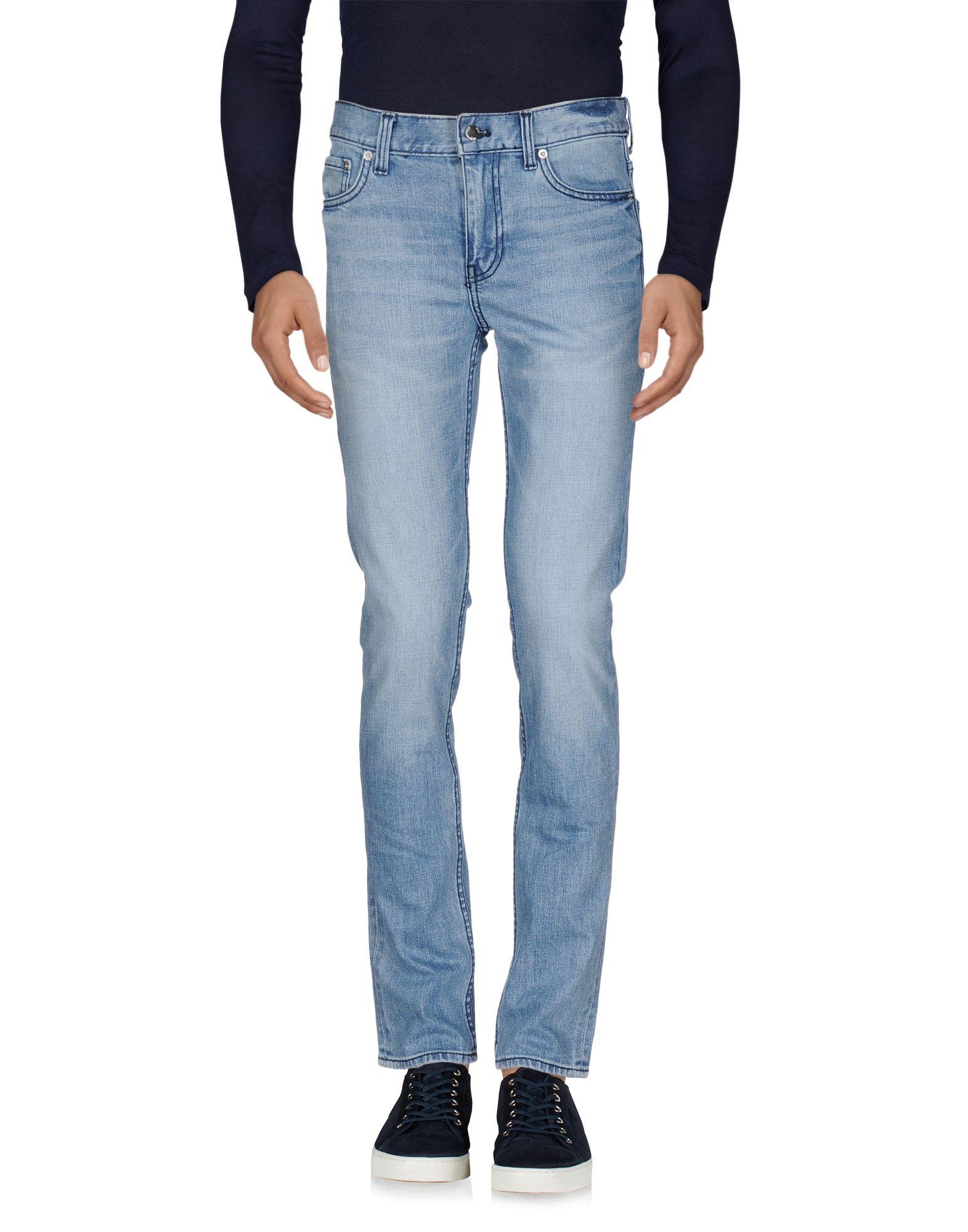 BLK DNM Denim Pants in Blue