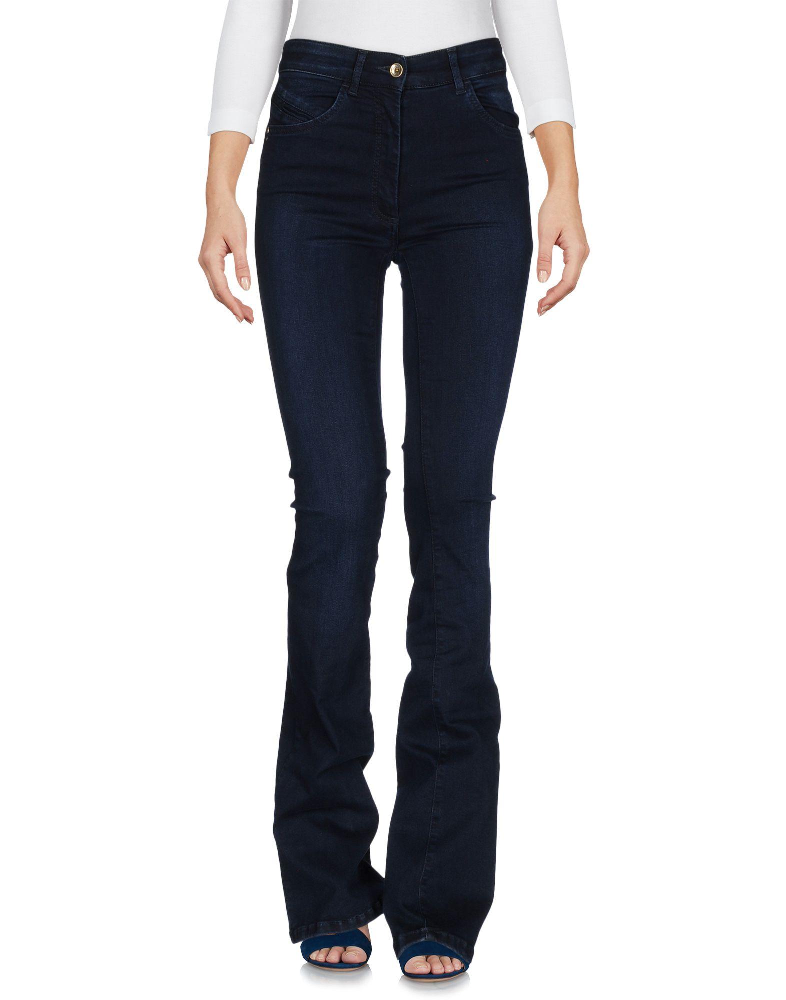 PATRIZIA PEPE Джинсовые брюки patrizia pepe расклешенные джинсы