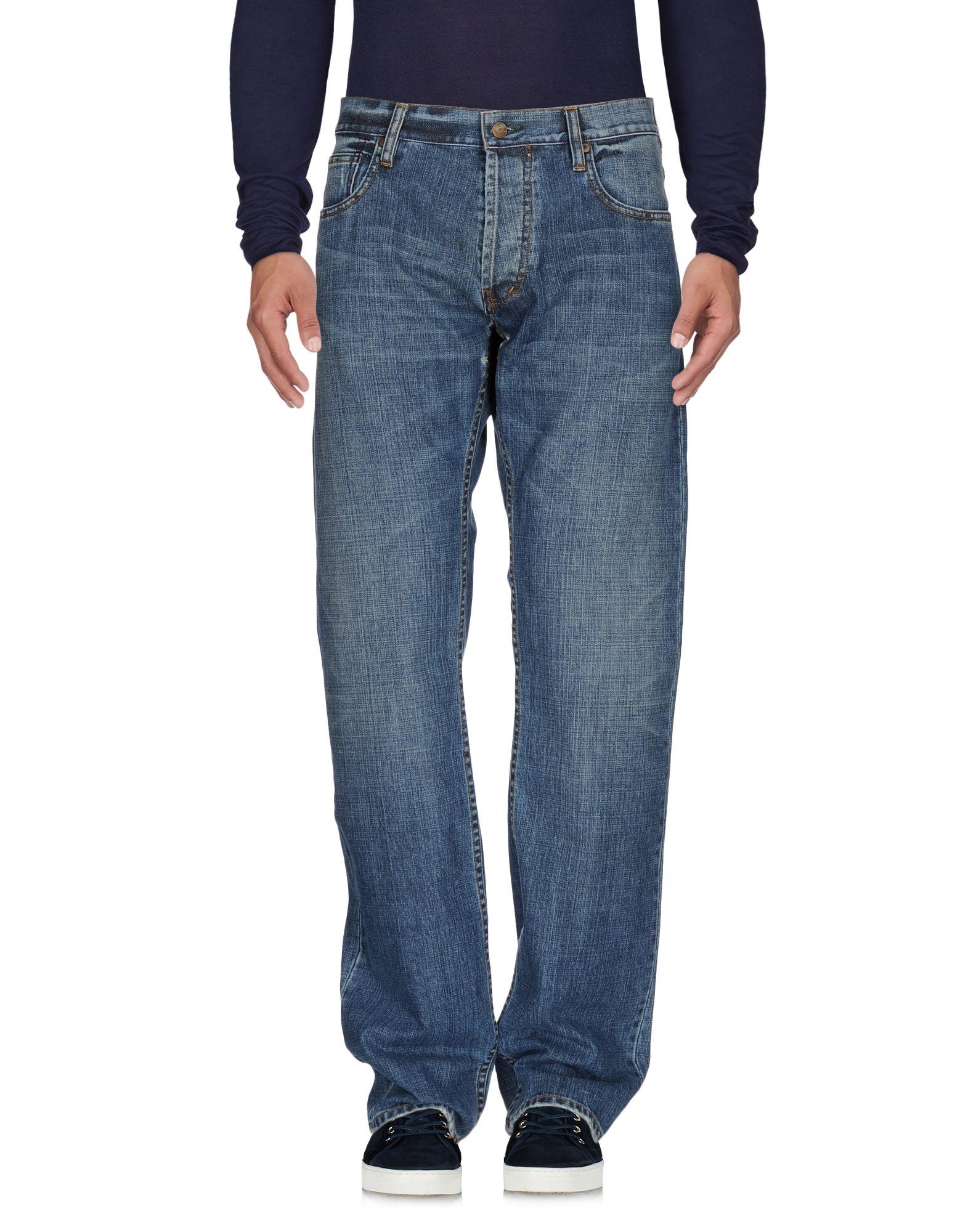 PAUL SMITH Джинсовые брюки