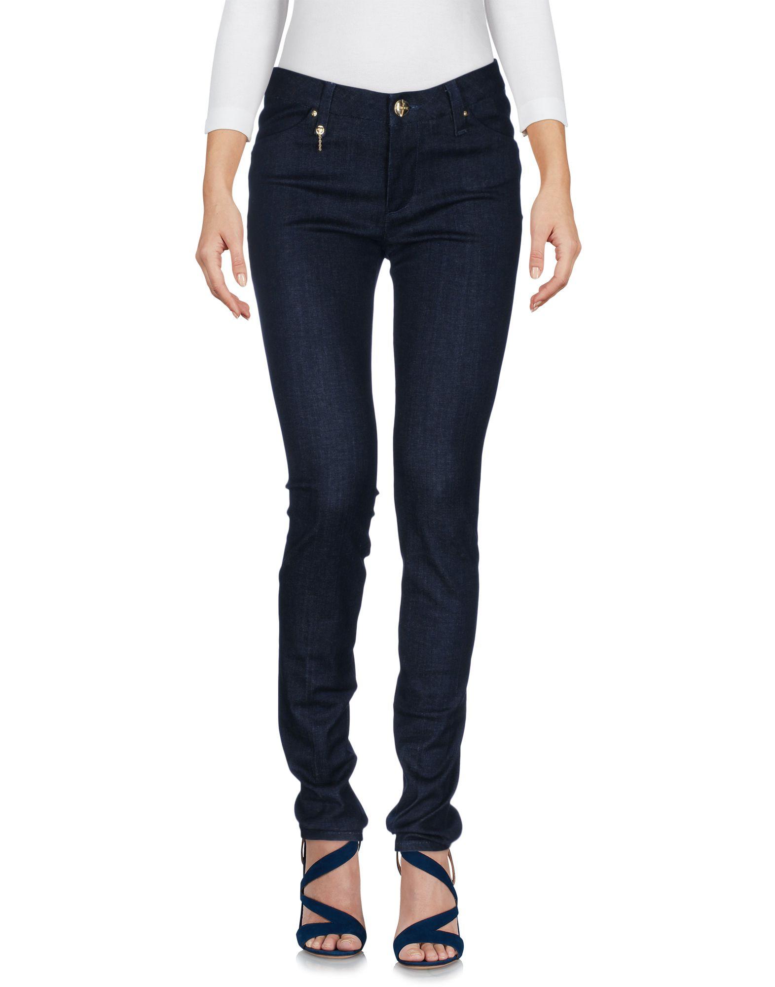 купить LEROCK Джинсовые брюки дешево