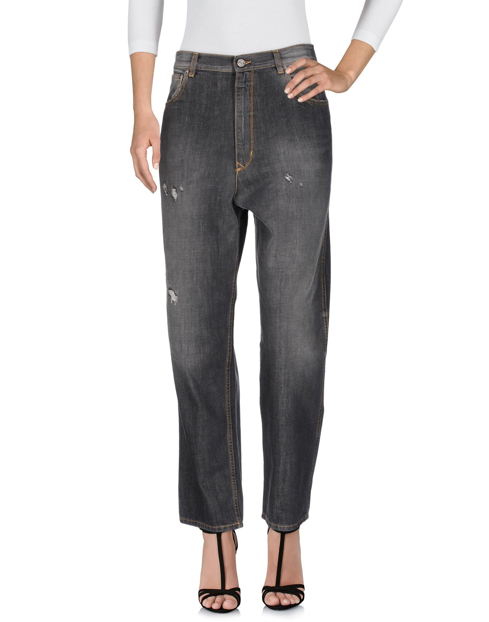 JUCCA Джинсовые брюки dismero джинсовые брюки