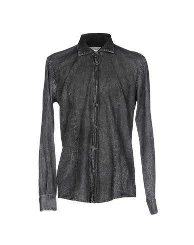 Джинсовая рубашка от GEAN.LUC