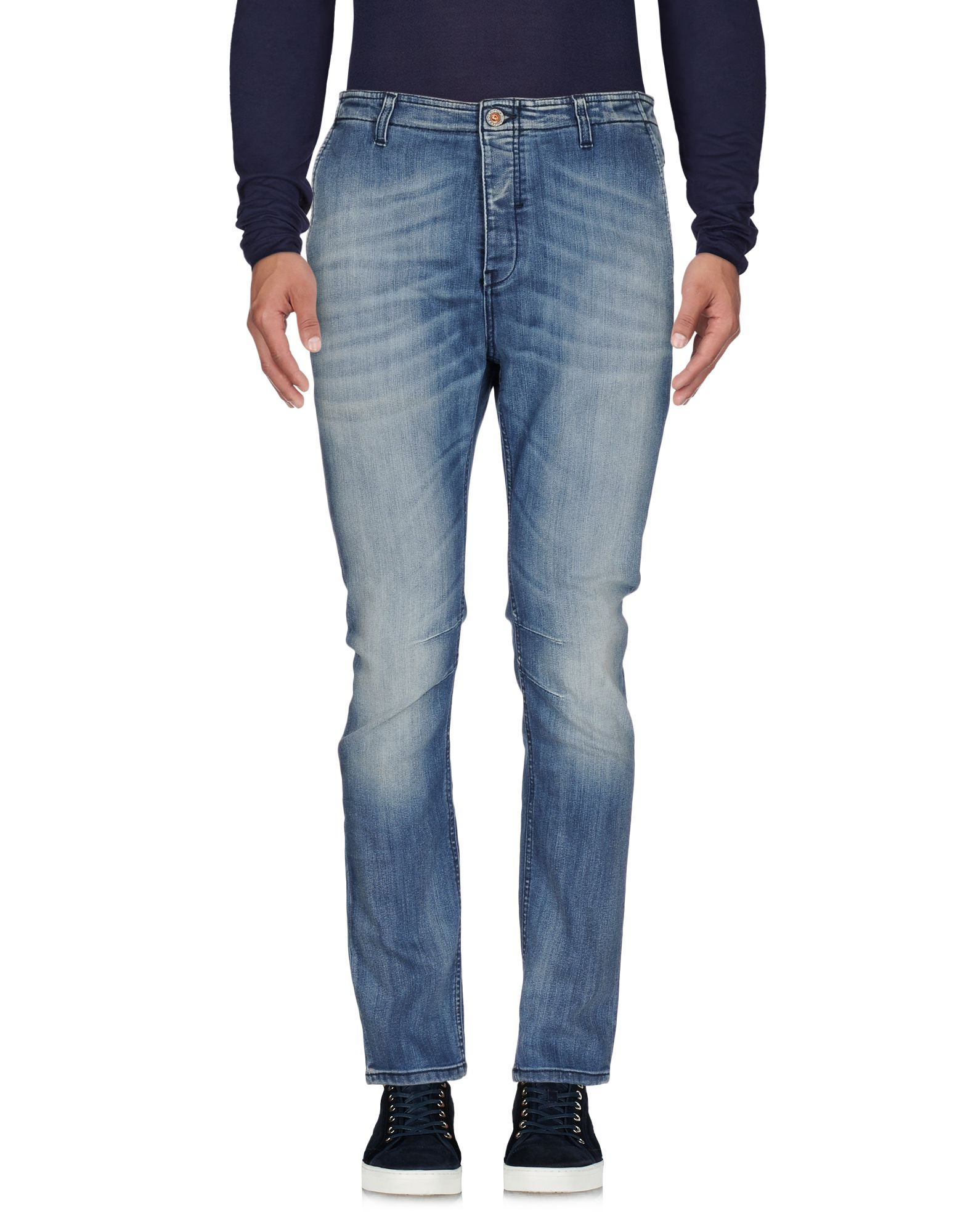 где купить FIFTY FOUR Джинсовые брюки по лучшей цене