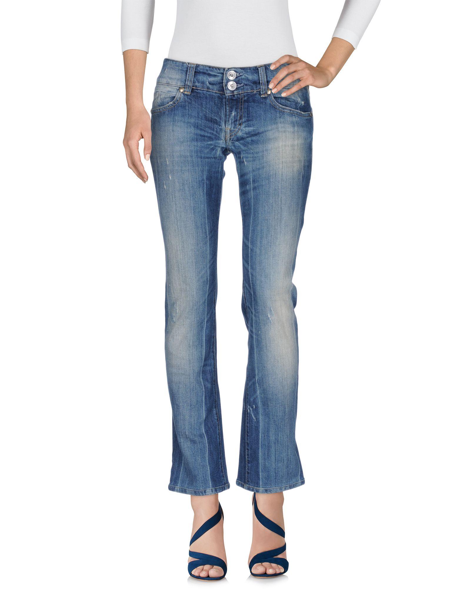 NOLITA DE NIMES Джинсовые брюки