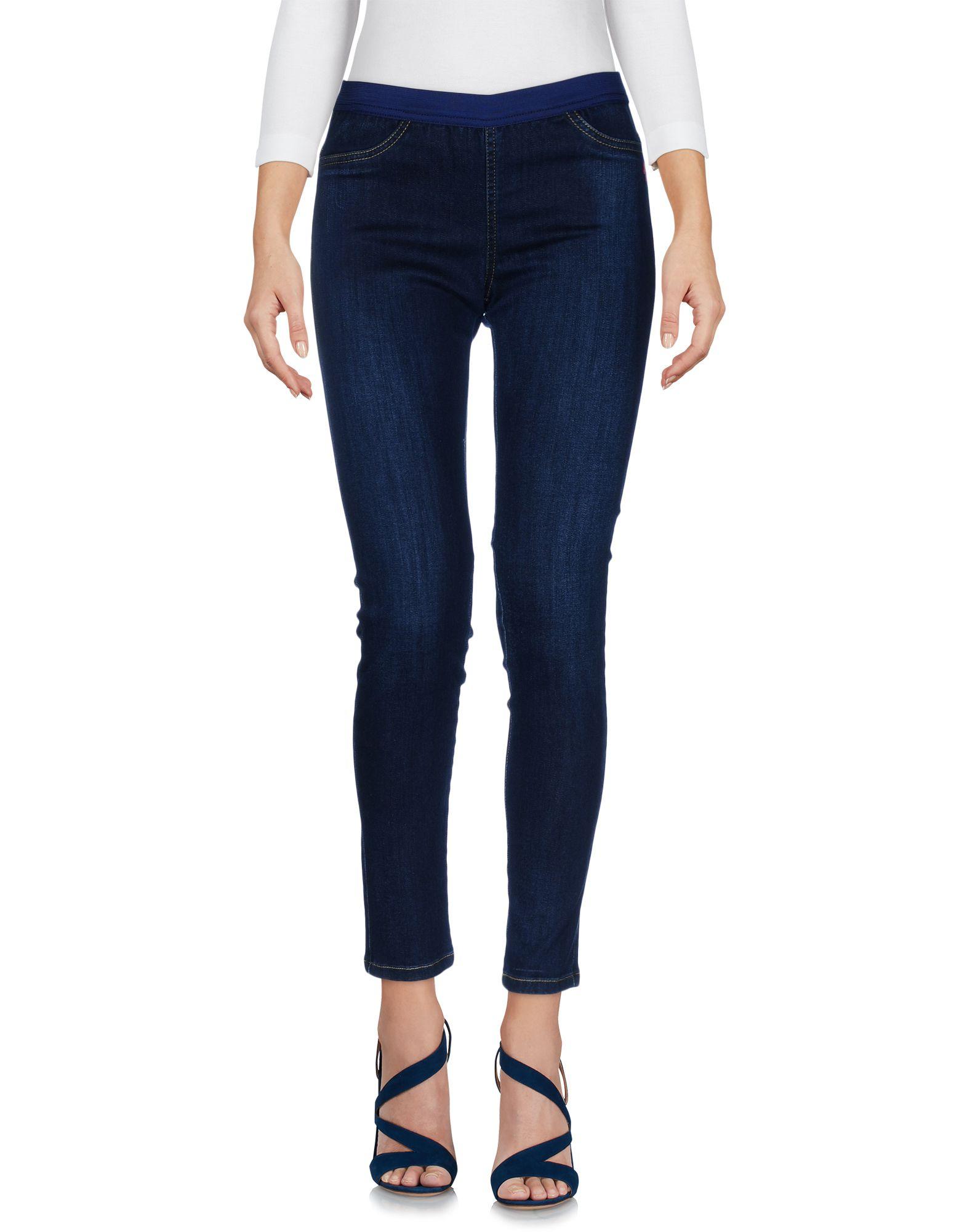 SCEE by TWINSET Джинсовые брюки scee by twinset джинсовые брюки