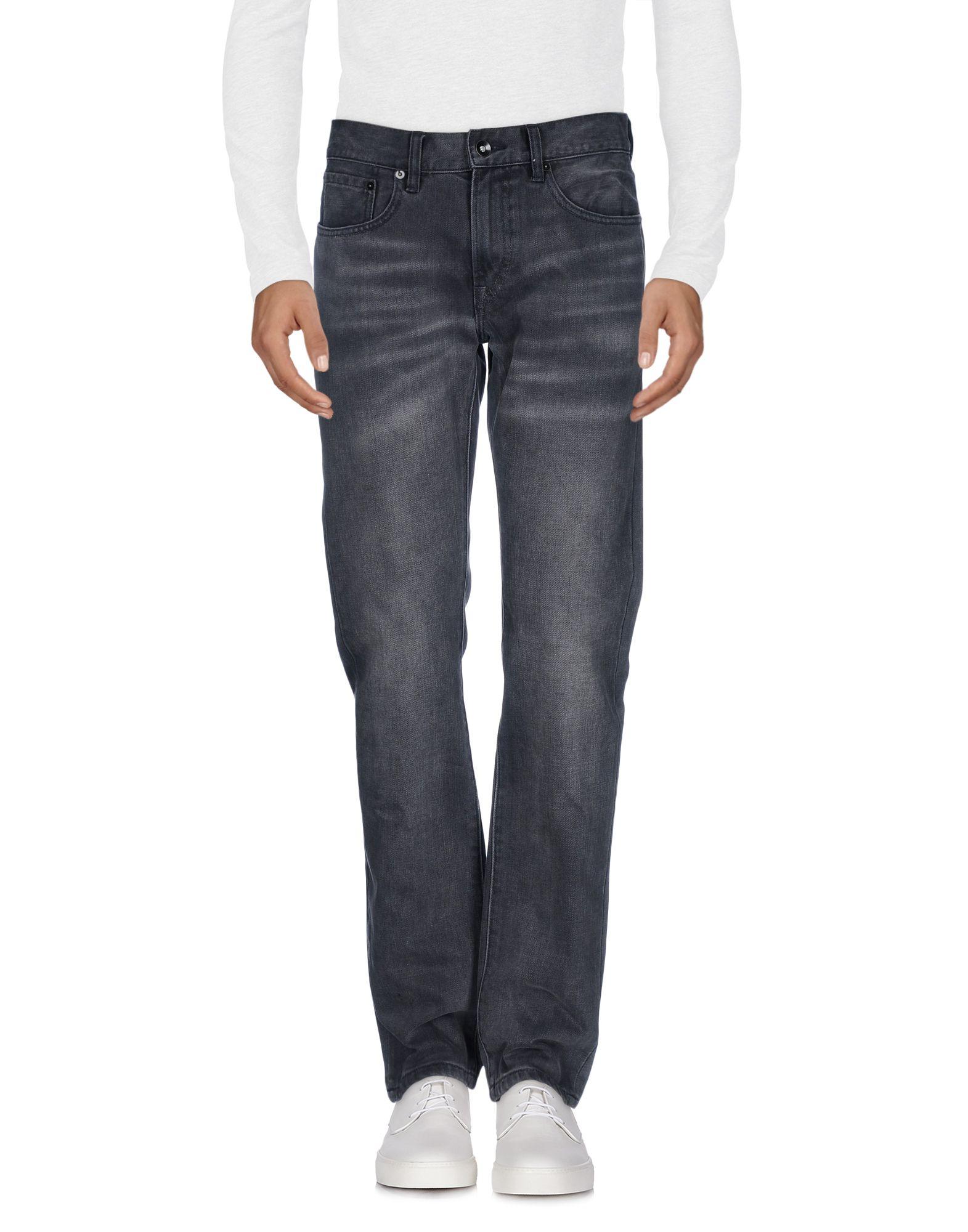 купить CLUB MONACO Джинсовые брюки дешево