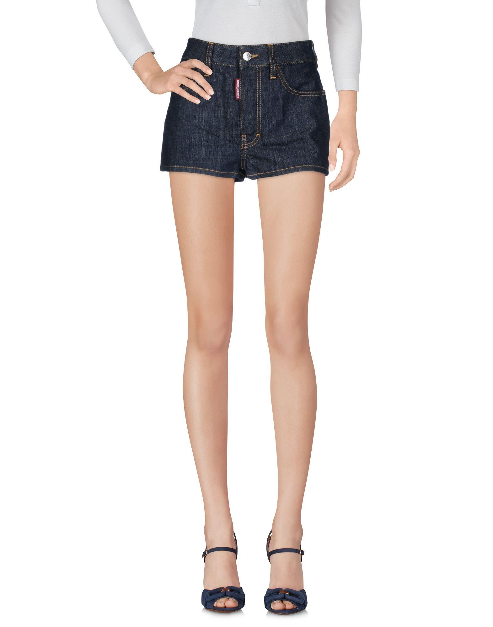 DSQUARED2 Джинсовые шорты superfine джинсовые шорты