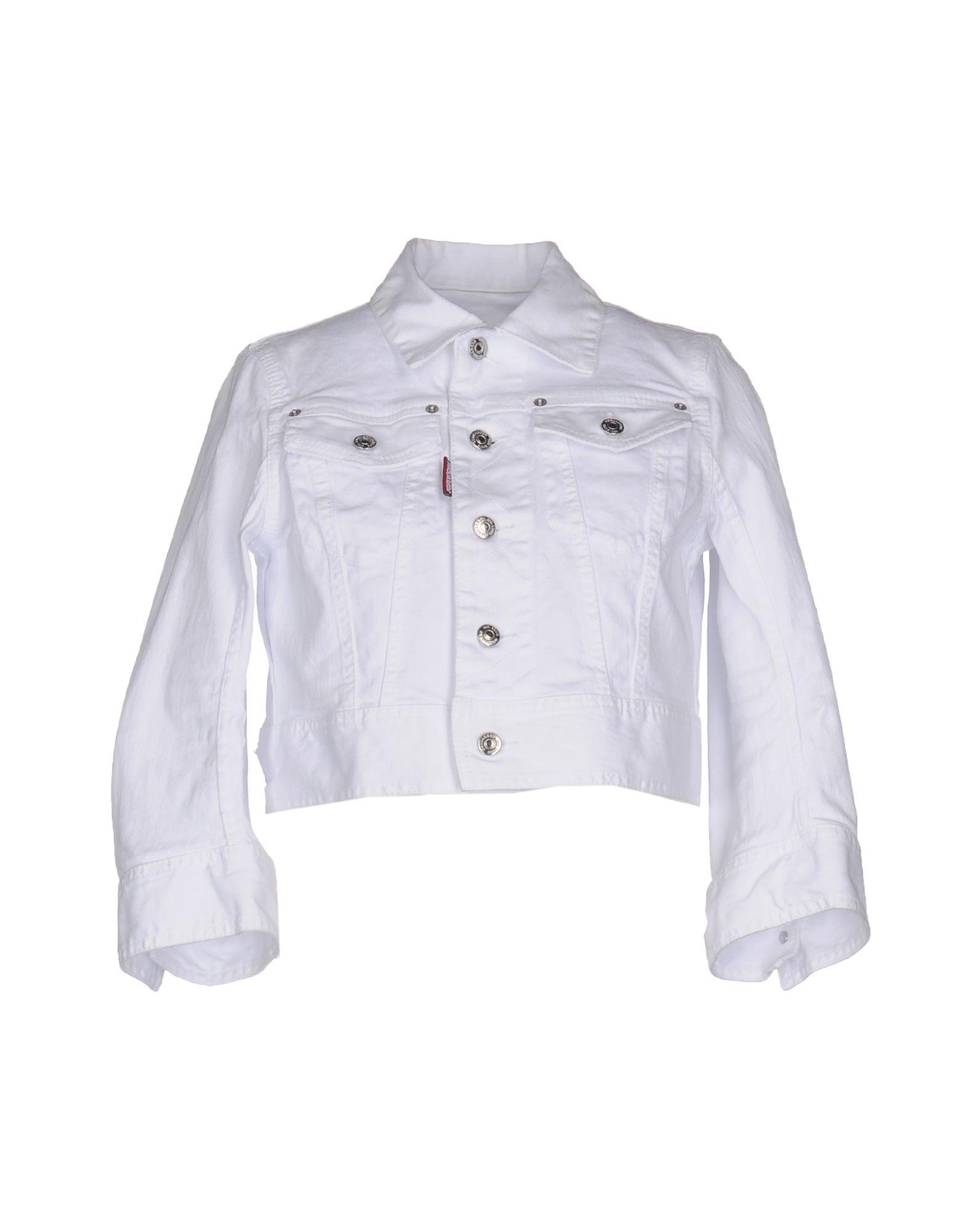 DSQUARED2 Джинсовая верхняя одежда верхняя одежда