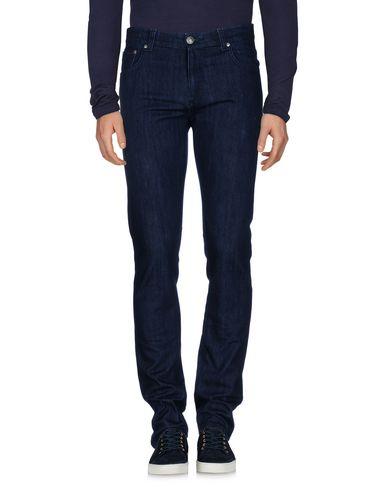 Джинсовые брюки от ISAIA