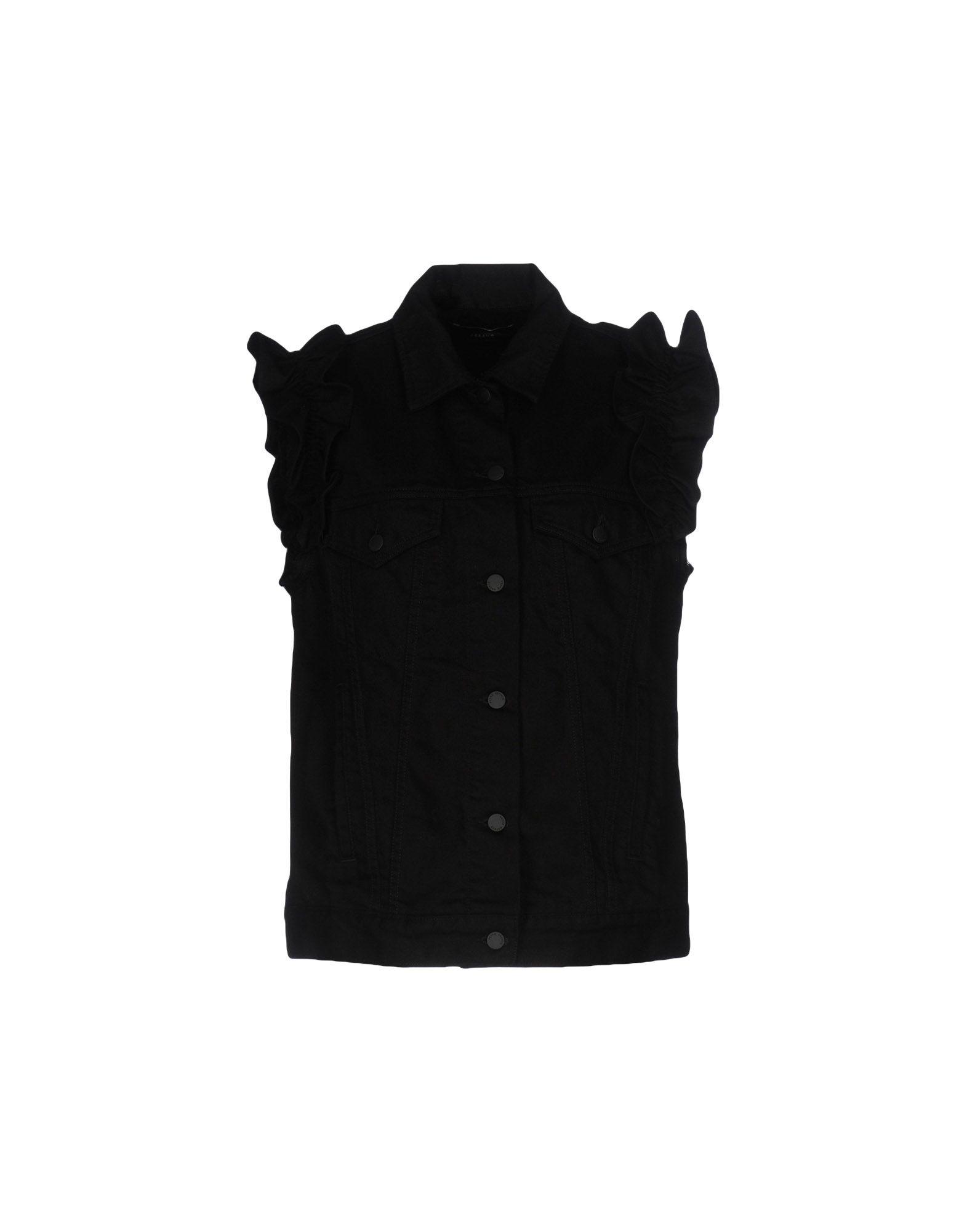 цены на SIMONE ROCHA x J BRAND Джинсовая верхняя одежда в интернет-магазинах