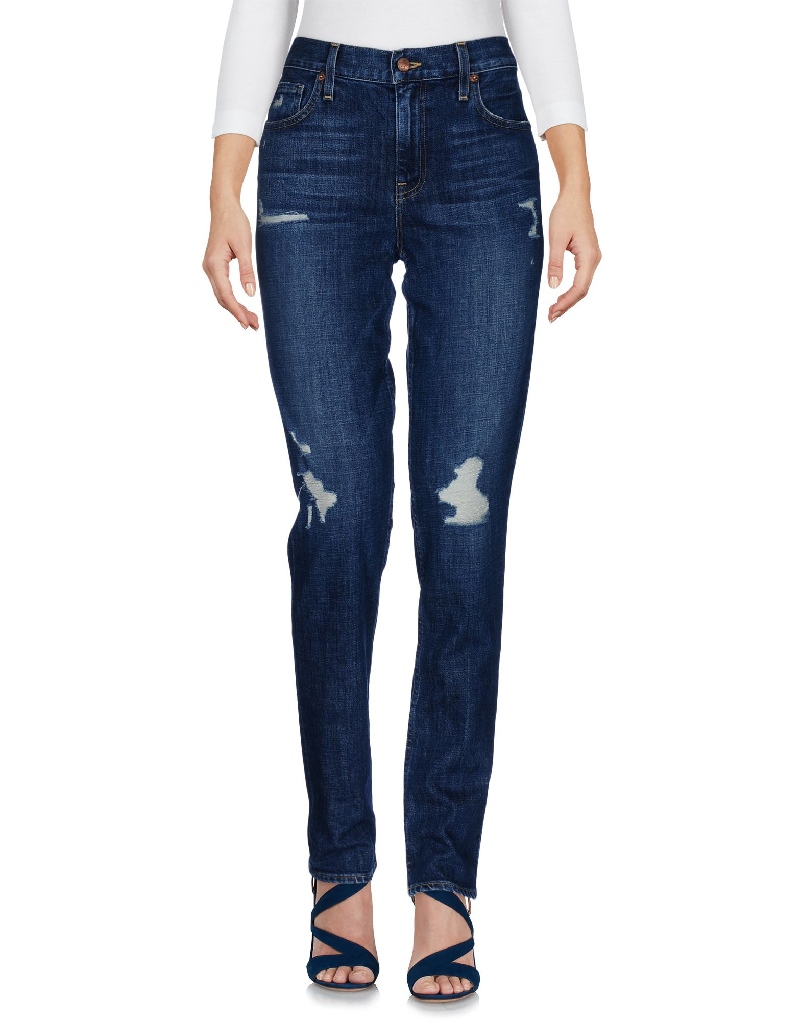 ФОТО genetic denim Джинсовые брюки