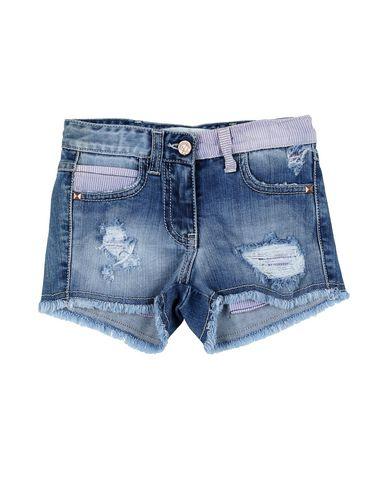 MADEMOISELLE V. Short en jean enfant