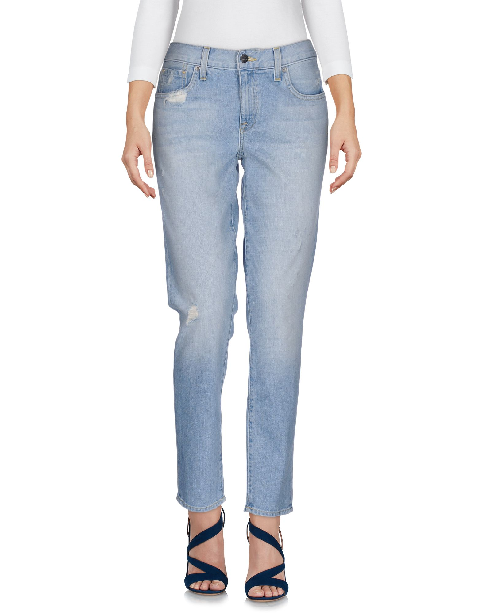 GENETIC DENIM Denim Pants in Blue