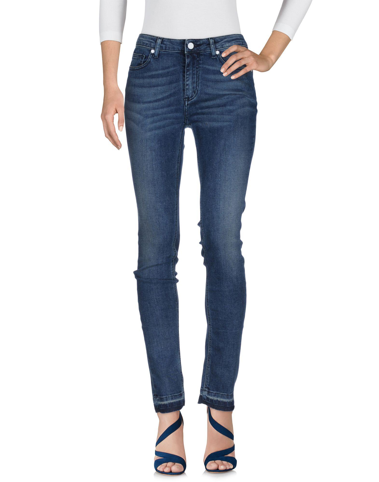 Pantalon en jean zadig & voltaire femme. bleu....