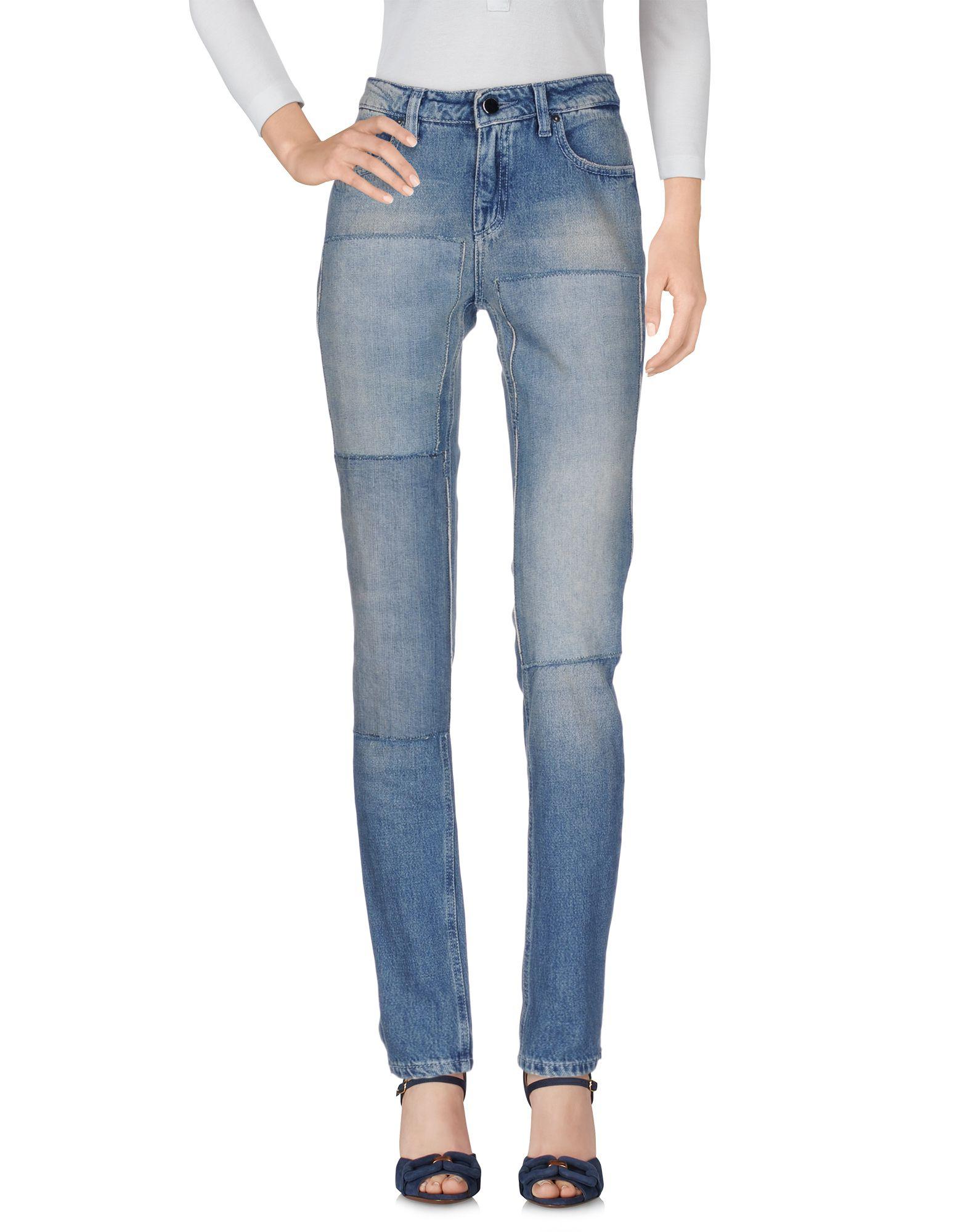 VICTORIA BECKHAM Джинсовые брюки dismero джинсовые брюки