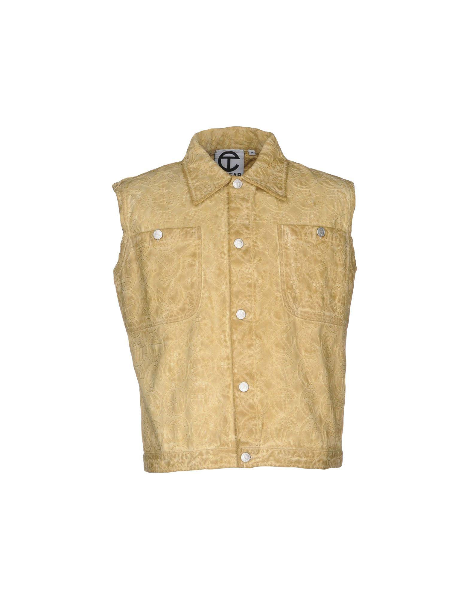 TELFAR Джинсовая верхняя одежда недорго, оригинальная цена