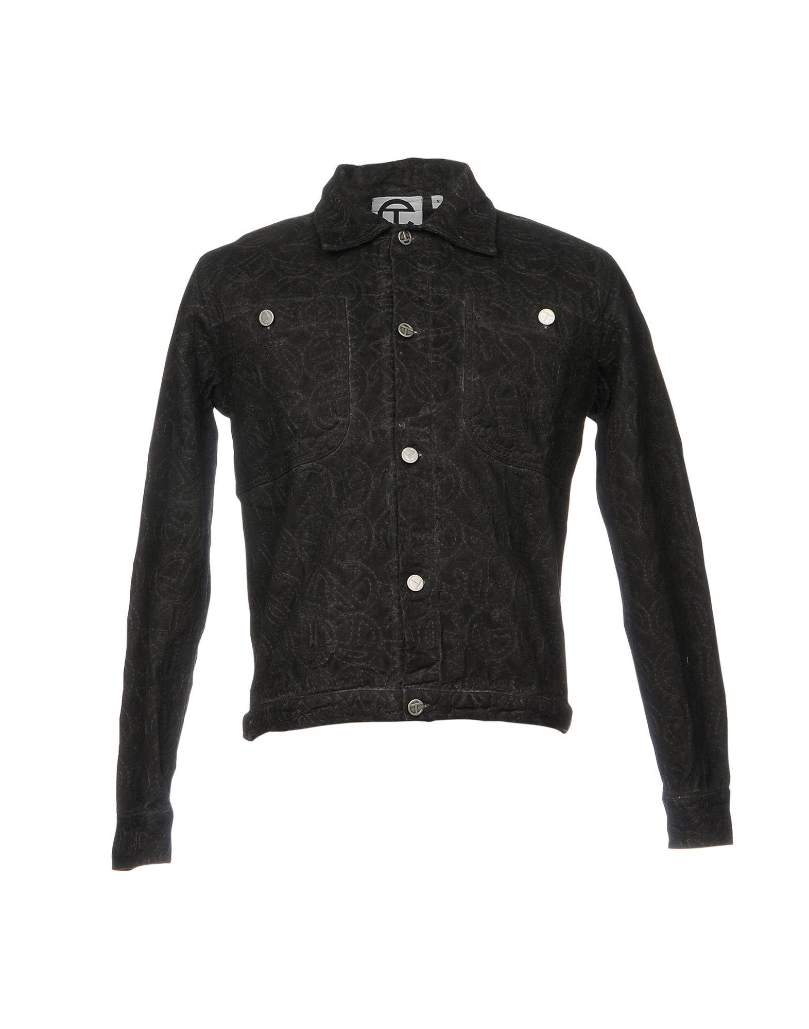 TELFAR Джинсовая верхняя одежда wrangler джинсовая верхняя одежда