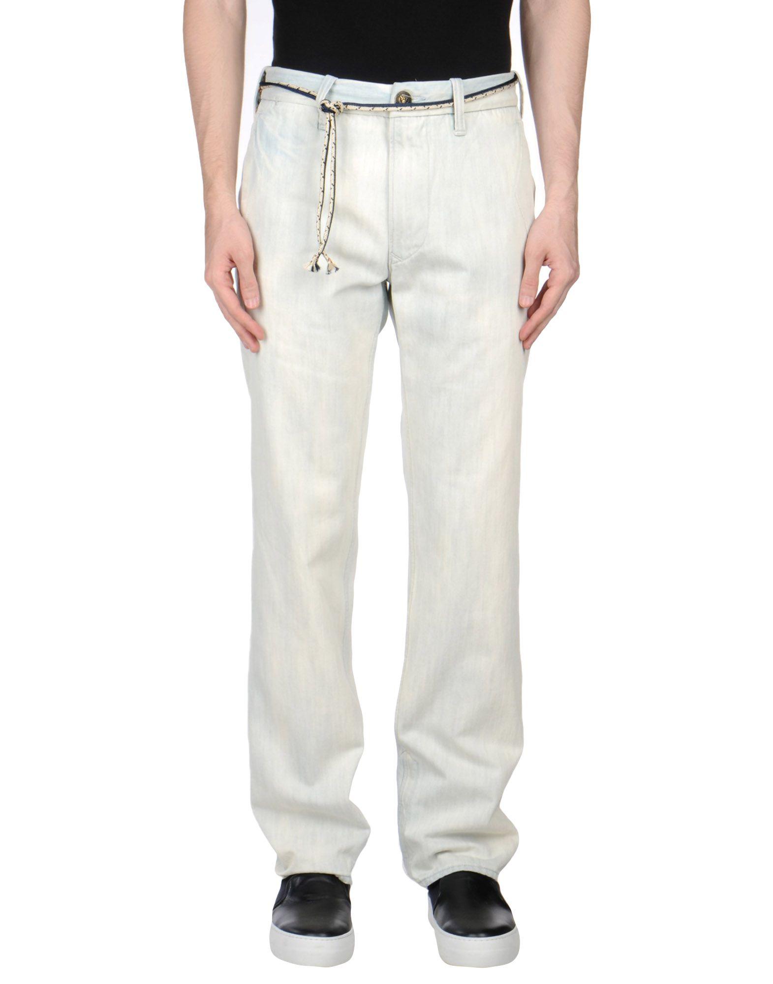SHIELD Джинсовые брюки shield повседневные брюки