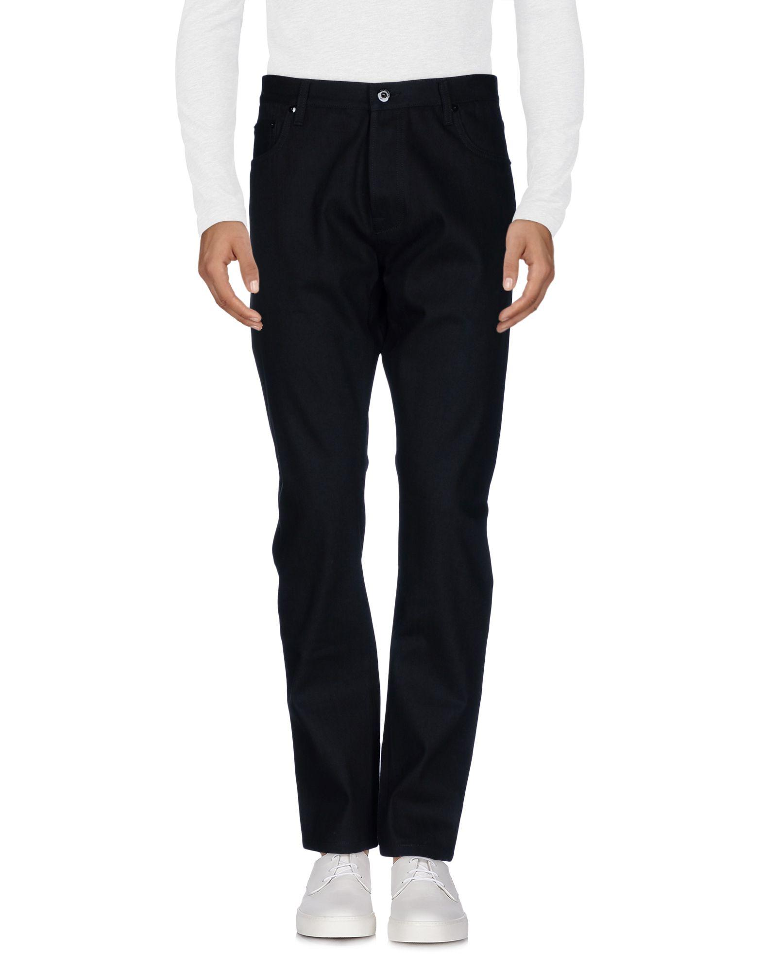 VALENTINO Herren Jeanshose Farbe Schwarz Größe 6
