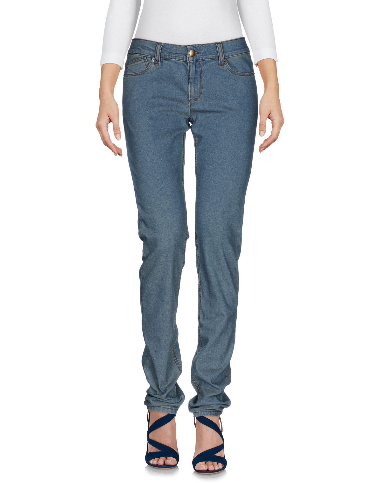 McQ Alexander McQueen Джинсовые брюки спортивные брюки mcq alexander mcqueen брюки с карманами