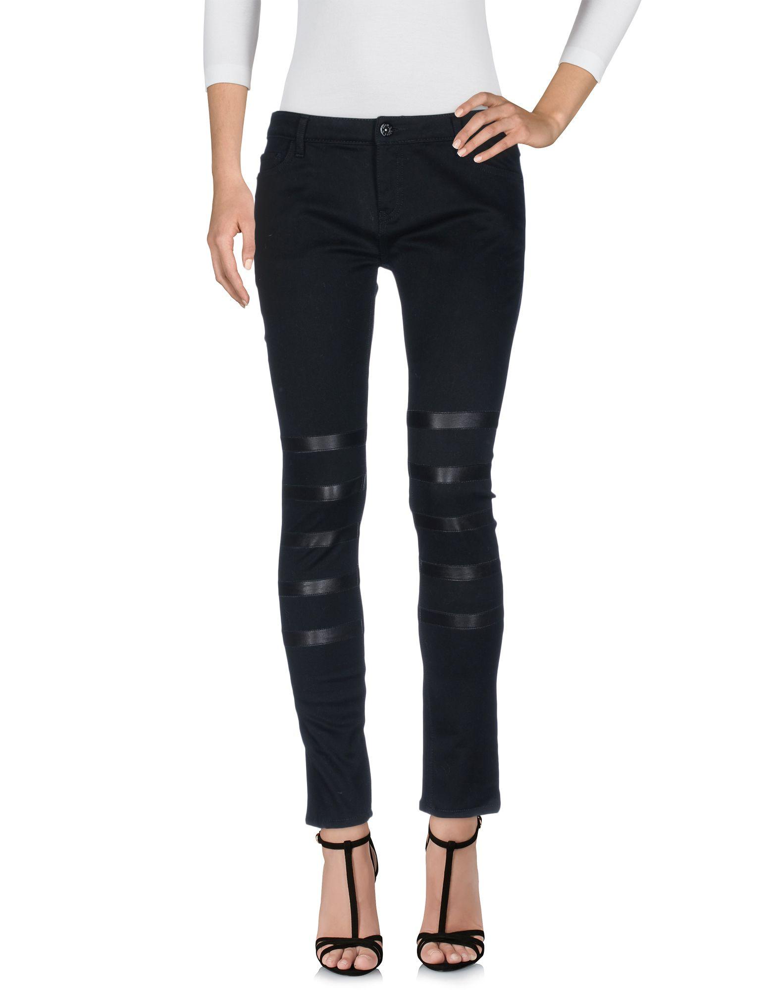 EACH X OTHER Джинсовые брюки кисточка для ногтей other 10 x t122