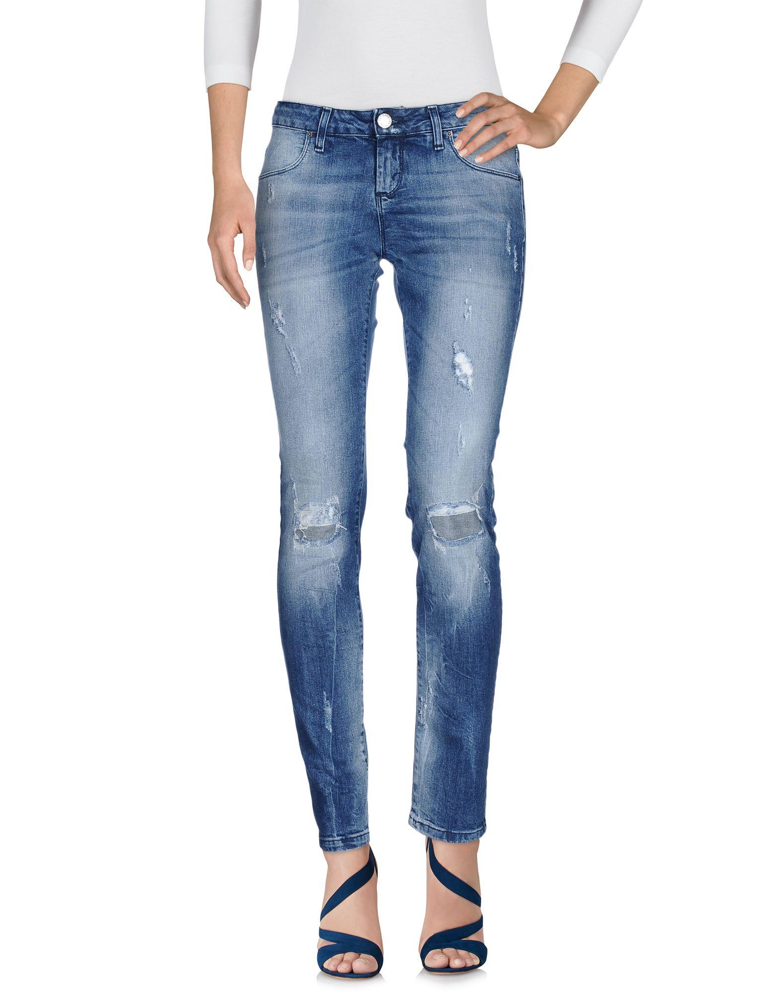 купить FLY GIRL Джинсовые брюки по цене 5000 рублей