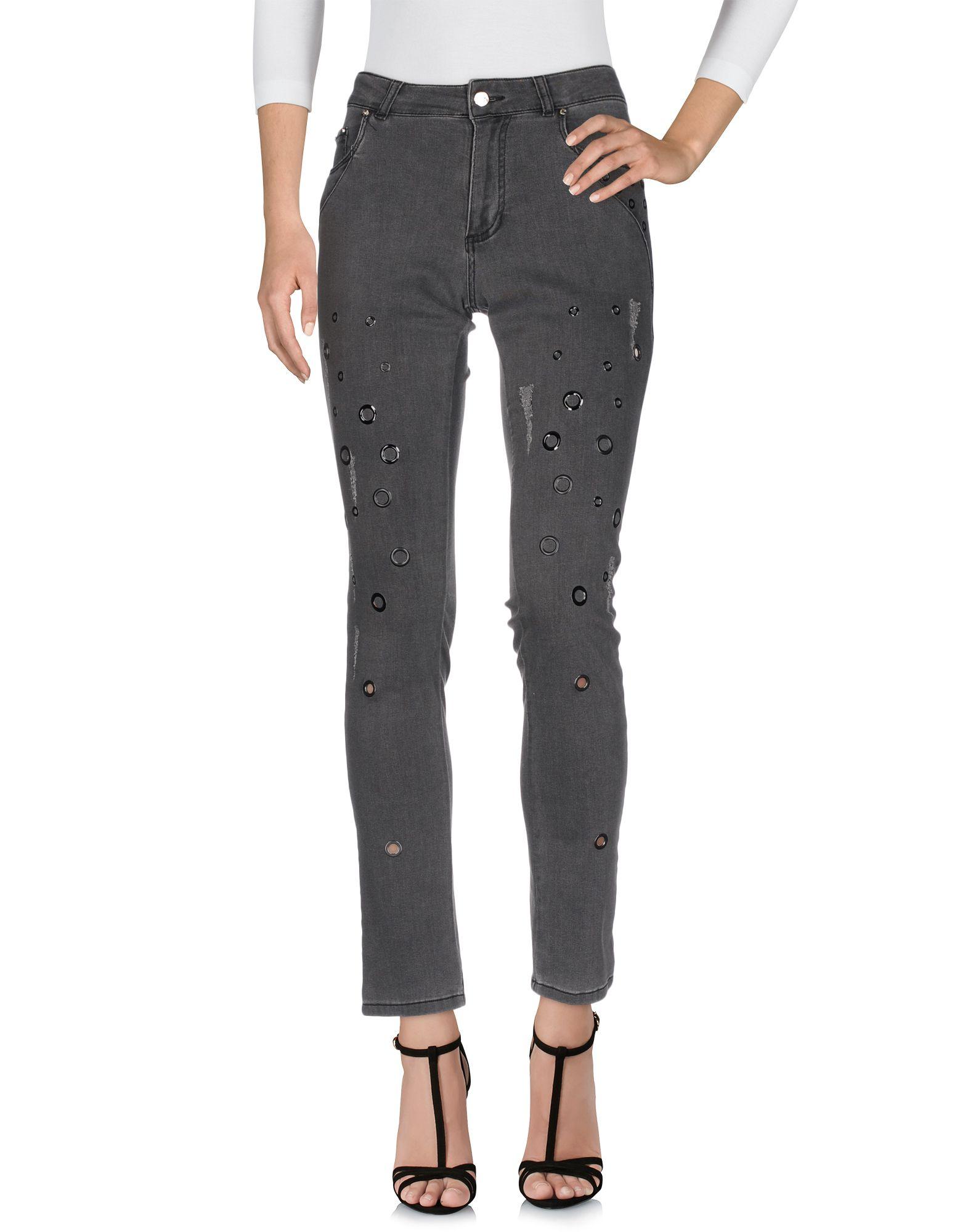 22 MAGGIO by MARIA GRAZIA SEVERI Джинсовые брюки цена 2017