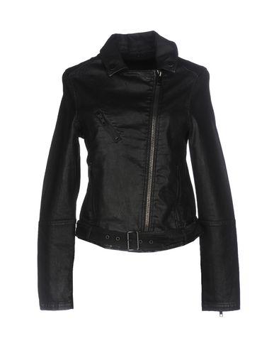 manteau en jean femme
