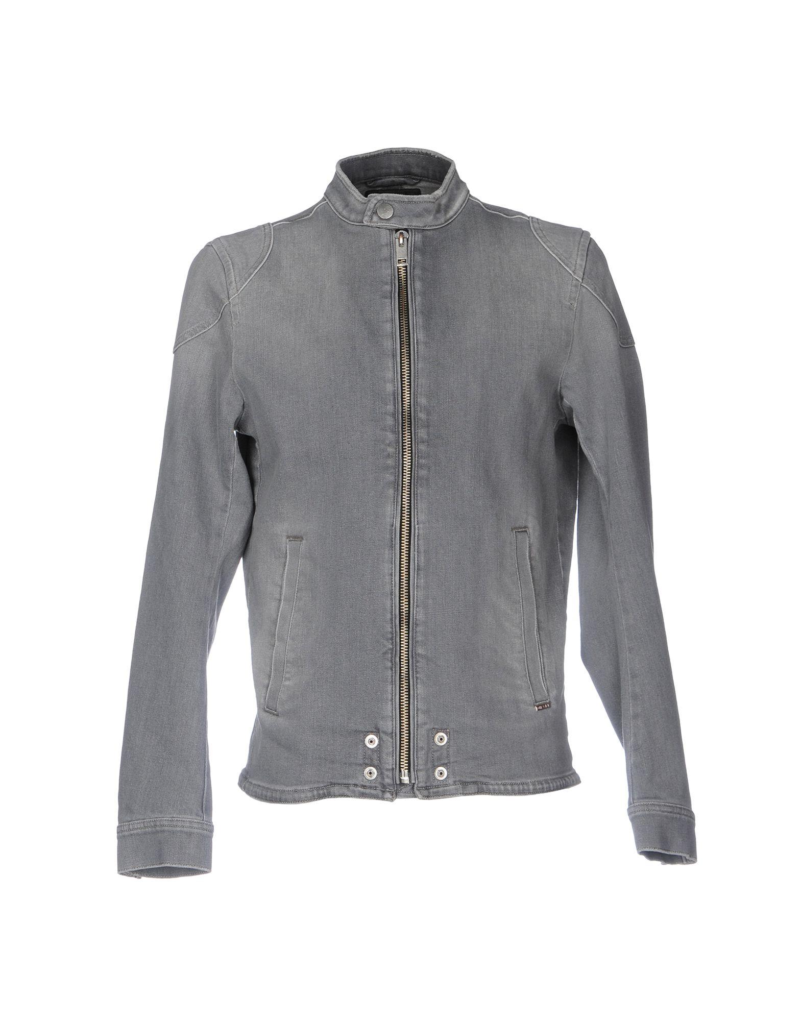 DIESEL Джинсовая верхняя одежда diesel джинсовая верхняя одежда