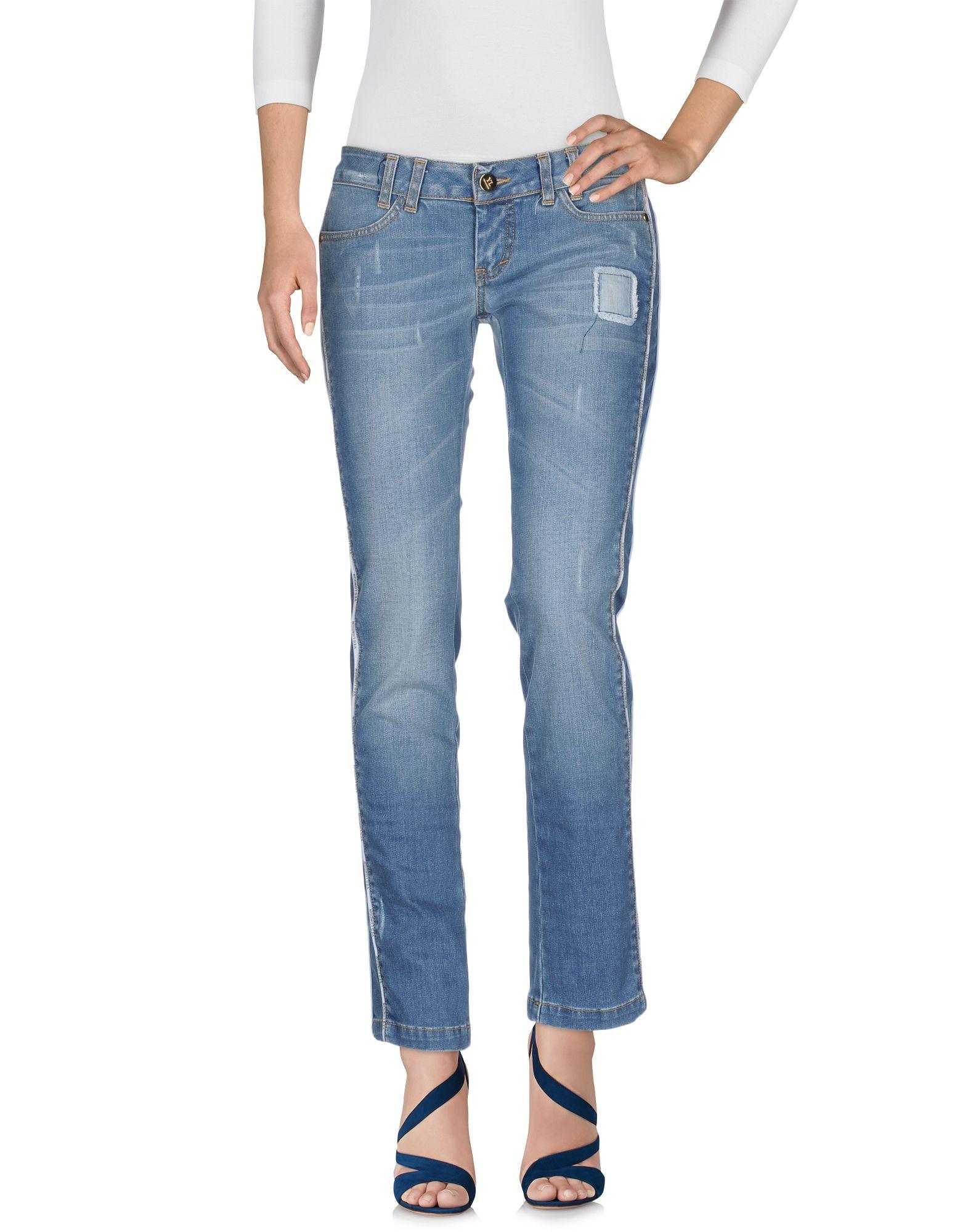 где купить YES LONDON Джинсовые брюки по лучшей цене